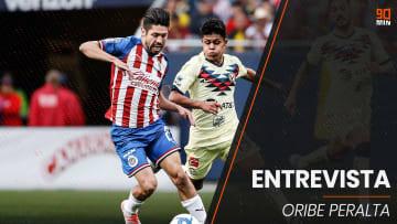 Entrevista exclusiva con Oribe Peralta