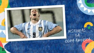 Palermo: maior artilheiro da história do Boca Juniors, mas sem sucesso na seleção argentina