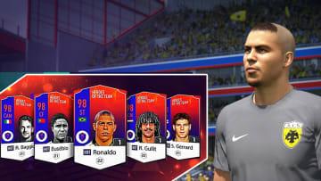 Top 5 cầu thủ được sử dụng nhiều nhất trong FO4