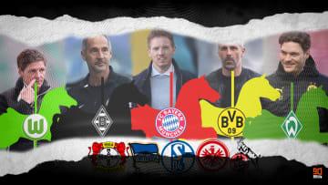 Das Trainer-Karussell in der Bundesliga auf Maximalgeschwindigkeit