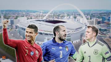 I capitani di Euro 2020