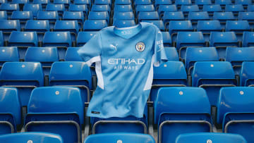 Man City's new kit is inspired by Sergio Aguero's title-winning goal in 2012