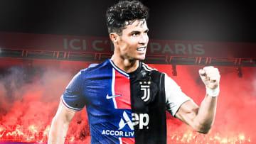 Cristiano Ronaldo bientôt au PSG ?
