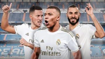 Le Real Madrid rêve de Kylian Mbappé.