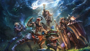 5 Best Supports in League of Legends Patch 11.2