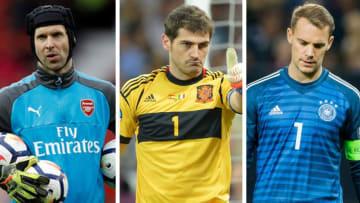 Top 5 thủ môn có số trận giữ sạch lưới nhiều nhất trong thế kỷ 21