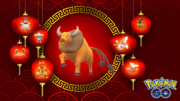 What you can earn in the Pokémon GO Lunar New Year quests.