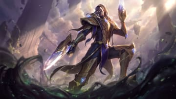 How to Get Victorious Lucian in League of Legends