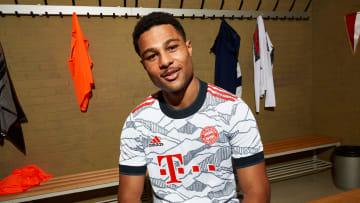 Bayern Munich's new third kit is here