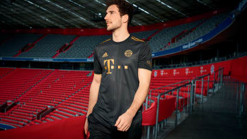 Bayern Munich have unveiled their new away kit