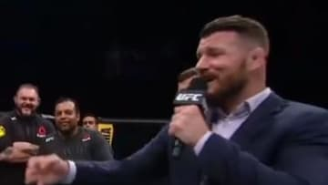 Michael Bisping had a good quip amid the coronavirus outbreak.