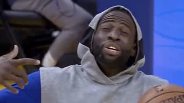 Draymond Green had himself a night for the Golden State Warriors