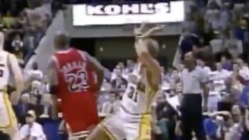 Reggie Miller es considerado como el mejor triplero en la historia de la NBA