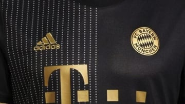 Bayern's new away kit has emerged online