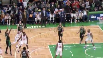 Jaylen Brown ha sido una de las figuras de Celtics en 2020