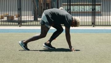 Odell Beckham looks great in new workout video.