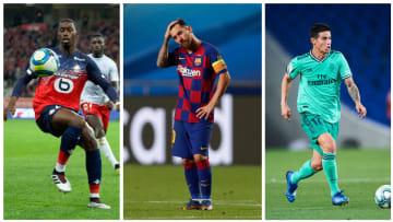 Soumaré, Messi et James Rodriguez à la Une du mercato du jour.