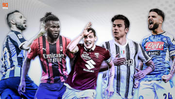 I 10 giocatori in scadenza più importanti della Serie A