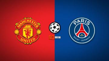 Manchester United vs Paris SG : UEFA Champion League 2020/21
