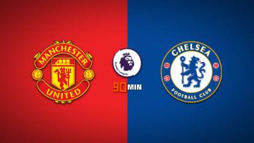Manchester United vs Chelsea : Premier League 2020/21