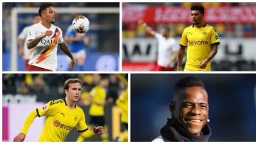 Sancho, Götze, Balotelli et Kluivert dans l'actu transfert de la journée.