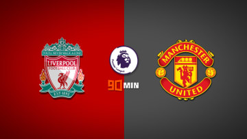 Liverpool vs Manchester United : Premier League 2020/21
