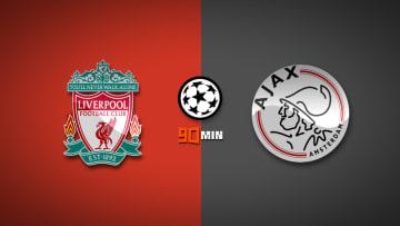 Liverpool vs  Ajax : UEFA Champion League 2020/21