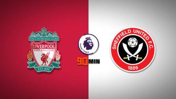 Liverpool vs Sheffield United : Premier League 2020/21