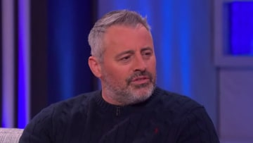 "'Friends' star Matt LeBlanc recalls ""weird"" moment when his house was being filmed while he was in it."