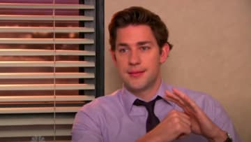 'The Office' fan notices connection between Jim Halpert in Season 1 and Season 9.