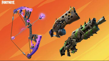 Epic Games released Chapter 2 Season 6 of Fortnite and the theme is Primal.