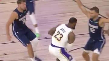 LeBron James es uno de los favoritos para el premio MVP de la NBA en la temporada 2019-2020