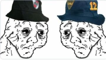 Los memes estallaron una vez que se confirmó el nuevo Superclásico