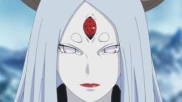 Kaguya Otsutsuki es uno de los personajes que Naruto no logró derrotar