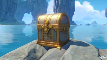 Luxurious chest in Genshin Impact