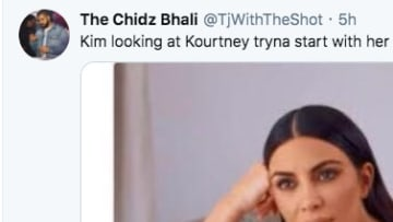 'Keeping Up With the Kardashians' Season 18 premiere memes on Twitter