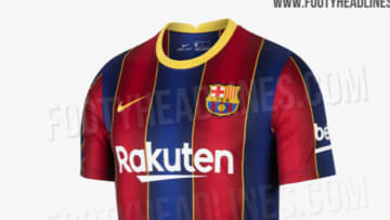 FC Barcelona 2020/21