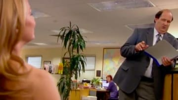 'The Office' deleted scene involves Jan breastfeeding in the Dunder Mifflin office.