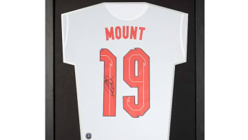 This signed Mason Mount England shirt is just one of the items available