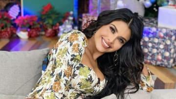 Kristal Silva es una modelo y presentadora mexicana