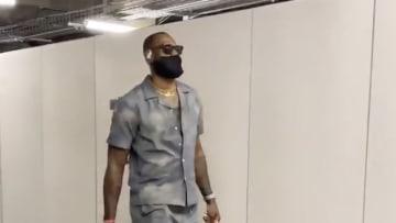 LeBron James tiene números para ser considerado para el premio MVP de la actual campaña
