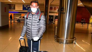 Xisco viajó a España