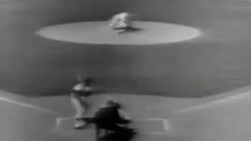 The late Jimmy Wynn somehow once launched a home run over a towering scoreboard
