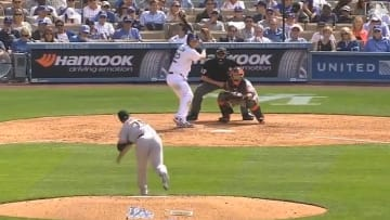 Seven years ago today Clayton Kershaw pitched a masterpiece and hit a home run on Opening Day.