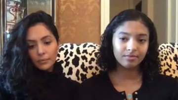 ESPN had Kobe Bryant's wife Vanessa and daughter Natalia talk about Kobe's Hall of Fame Election.