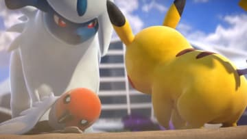 Pokémon Unite is slated for a July release on the Nintendo Switch with no news for an Xbox release. | Photo by The Pokémon Company, Nintendo