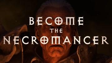 The Necromancer in Diablo II: Resurrected
