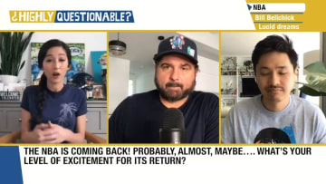 """Mina Kimes, Dan Le Batard and Pablo Torre on """"Highly Questionable"""""""