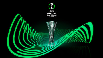 UEFA have unveiled their new Europa Conference League trophy