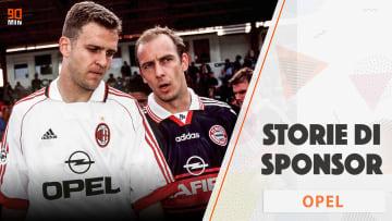 Storie di sponsor: il modello Opel